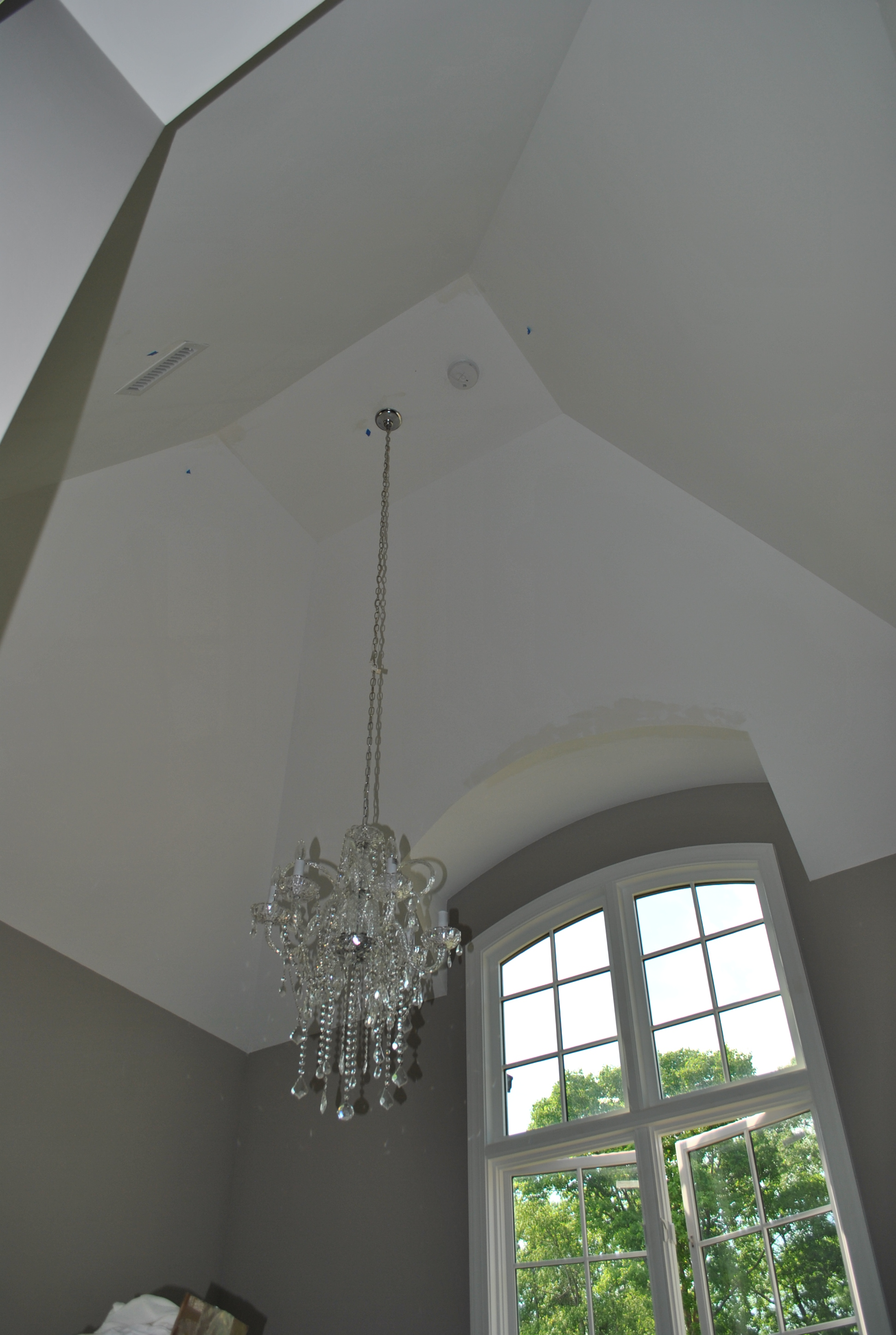 Ashwood Park New Home Ceiling